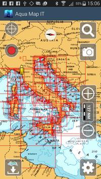Aqua Map Italia By Navimap apk screenshot