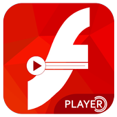 Flash Player For Android - Swf Player & Flv Player icon