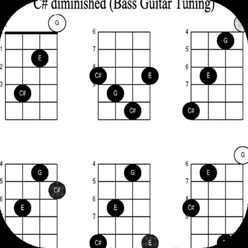 Bass Guitar Chords Complete For Android Apk Download