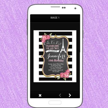 Birthday Party Invitation Designs Apk App Free Download
