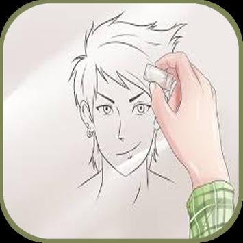 Gambar Sketsa Animasi poster