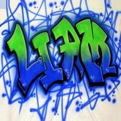 Graffiti Name Art Ideas icon