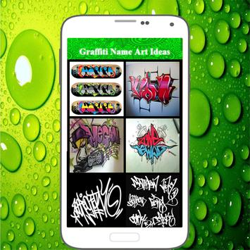 Graffiti Name Art Ideas screenshot 4