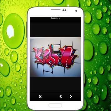 Graffiti Name Art Ideas screenshot 5