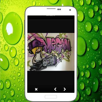 Graffiti Name Art Ideas screenshot 6