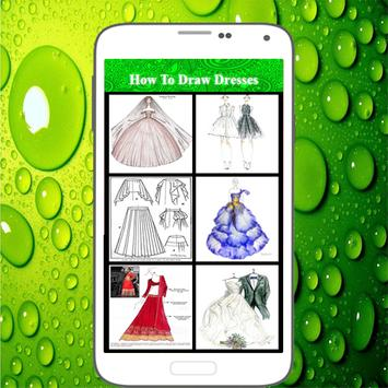 How To Draw Dresses screenshot 9
