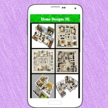 Home Designs 3D screenshot 1