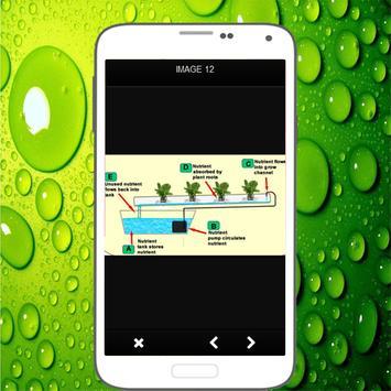 Hydroponics Systems Design apk screenshot