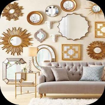 Latest Mirror Design Ideas poster