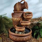 Minimalist Fountain Design icon