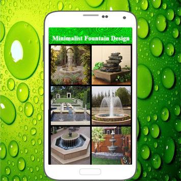 Minimalist Fountain Design screenshot 1