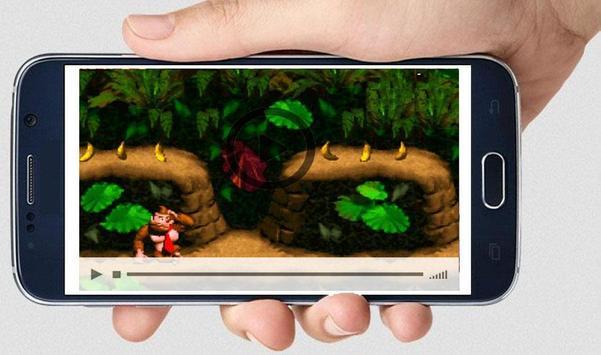 Best Donkey Kong Video Guide screenshot 1