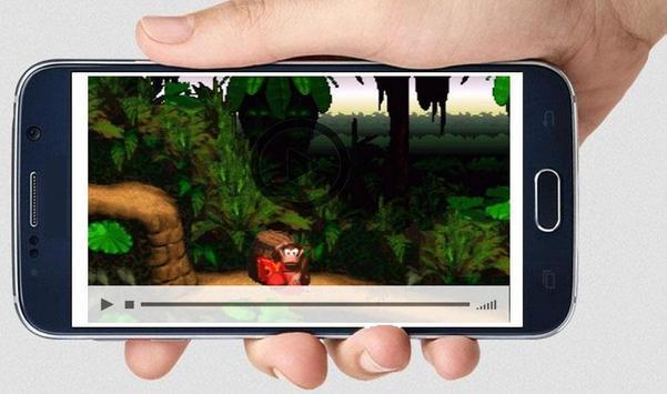 Best Donkey Kong Video Guide screenshot 2