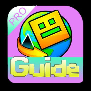 Guide For Geometry Dash-World poster