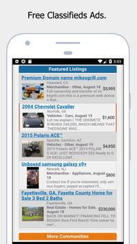 Geebo - Free Classifieds Ads screenshot 4
