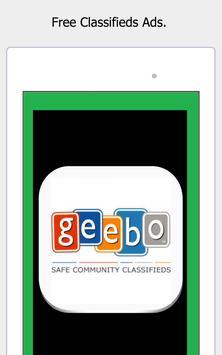 Geebo - Free Classifieds Ads screenshot 6