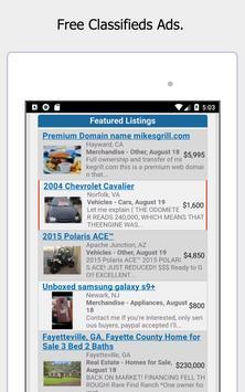 Geebo - Free Classifieds Ads screenshot 10
