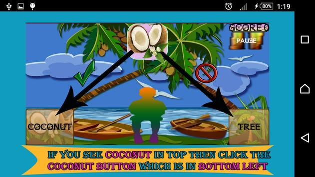 CoconutManTree screenshot 4