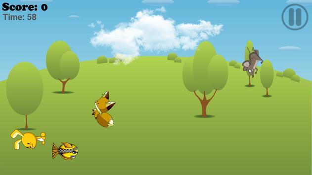 Catch Animal (Mammals) apk screenshot