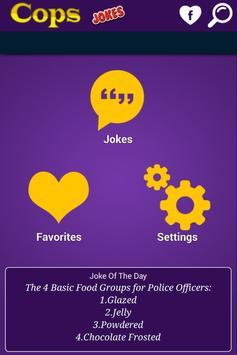 Cops Jokes screenshot 4