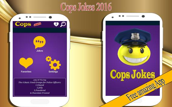 Cops Jokes screenshot 8