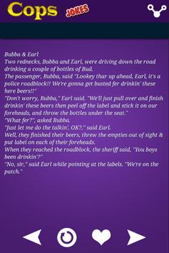 Cops Jokes screenshot 14