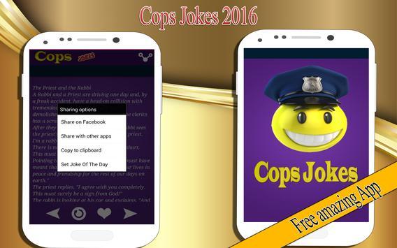 Cops Jokes screenshot 18