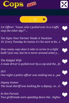 Cops Jokes screenshot 21