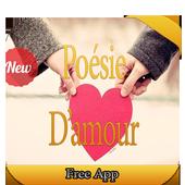 Poésie D'amour 2016 icon