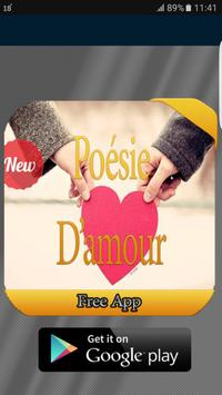 Poésie D'amour 2016 poster