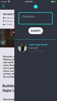 React Native Bangalore screenshot 2