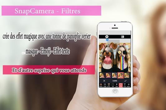 Snap Camera - Filtres poster
