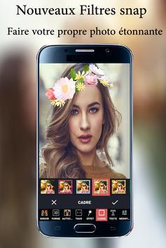 Snap Camera - Filtres apk screenshot