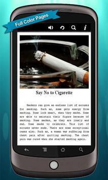 Quit Smoking screenshot 3