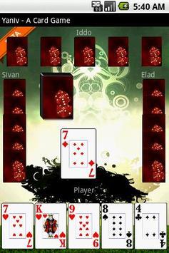 The Best Card Game Ever-Yaniv apk screenshot