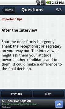 Bank PO Exam/Interview Kit screenshot 4