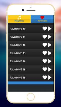 Galaxy S7 Edge Ringtones 2017 screenshot 1