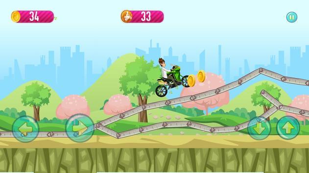Motor Ben Jungle apk screenshot