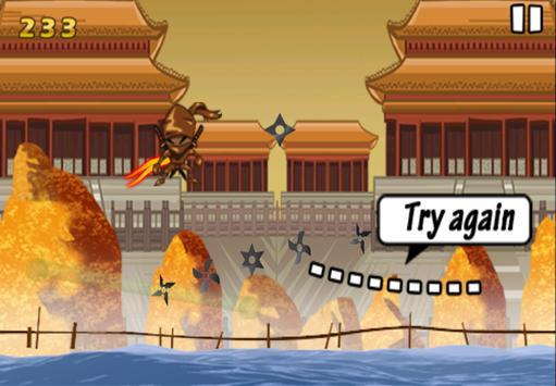 Flying Ninja apk screenshot