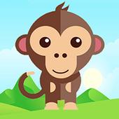 jumper monkey icon