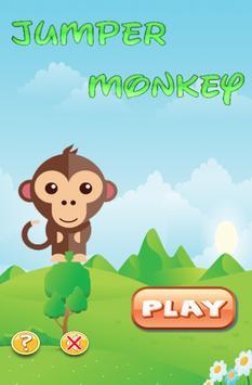 jumper monkey poster
