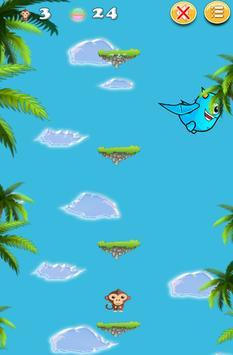 jumper monkey apk screenshot