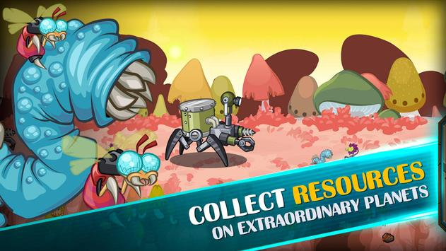 Space Raiders RPG screenshot 5