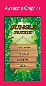 Jungle Block Puzzle poster