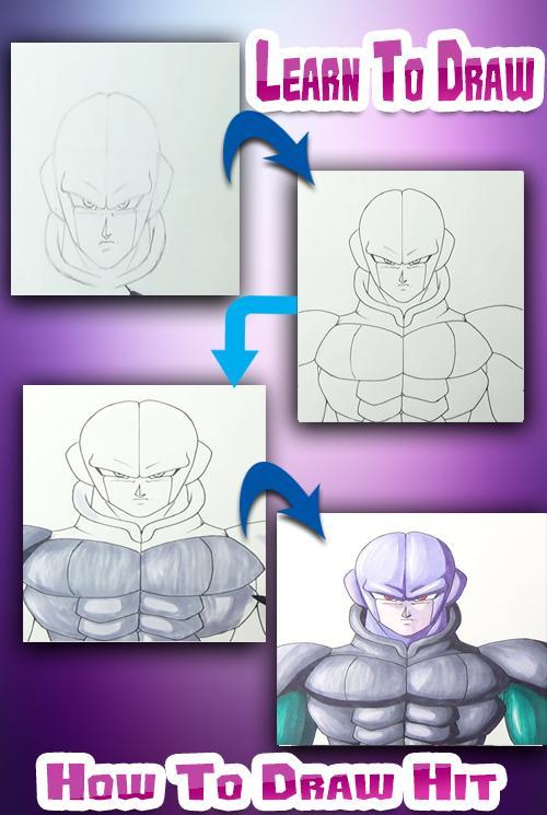 How to Draw Super Drägön Bäll poster