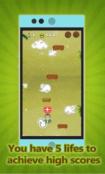 Flying monkey jump Adventure screenshot 4