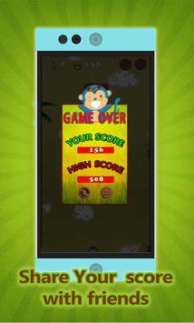 Flying monkey jump Adventure screenshot 5