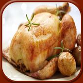 وصفات الدجاج المغربي icon