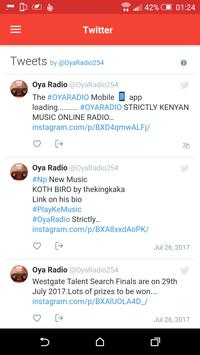 Oya Radio screenshot 2