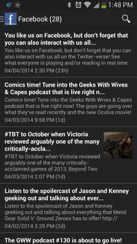 Geeks With Wives screenshot 1